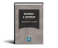 Sonetos y poemas de Hernando de Acuña